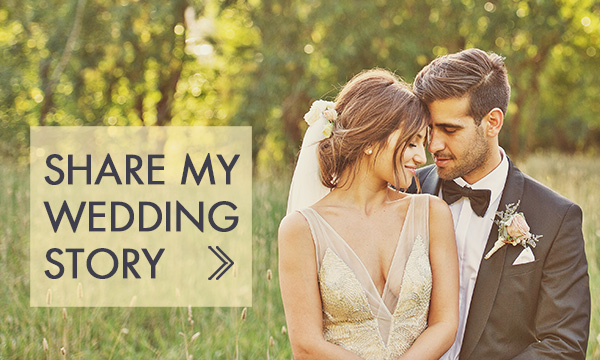 Married couples submit your wedding for publication